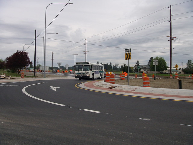 Ten Mile roundabout