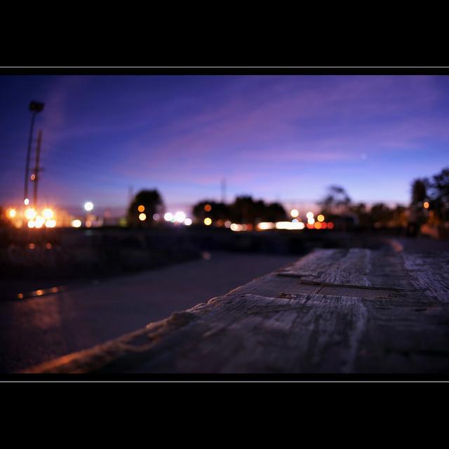 Lights Out at the Skatepark