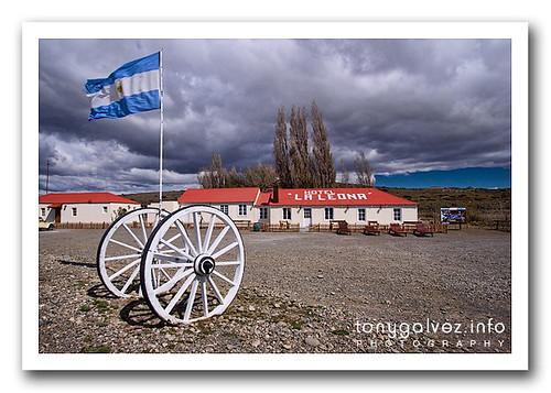 estancia La Leona, Patagonia