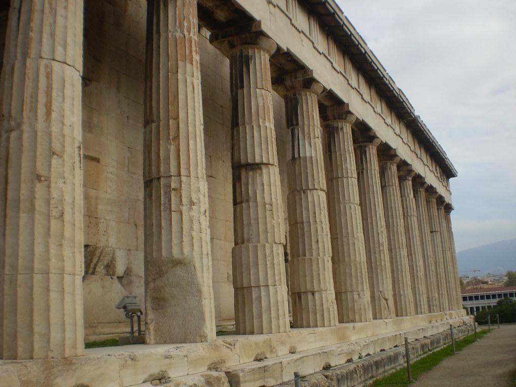 Hefestos Temple