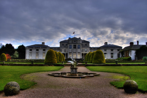 Shugborough Hall - HDR