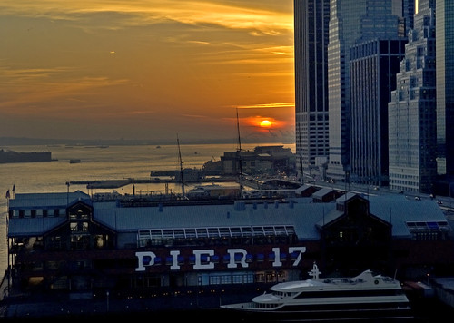 Pier 17 NYC by Alida's Photos