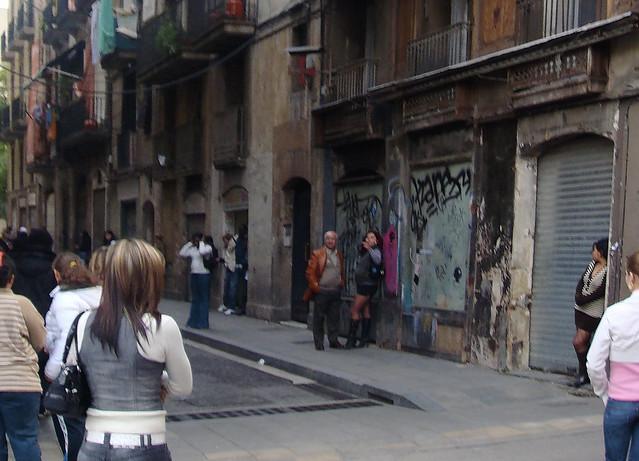 barcelona red light district
