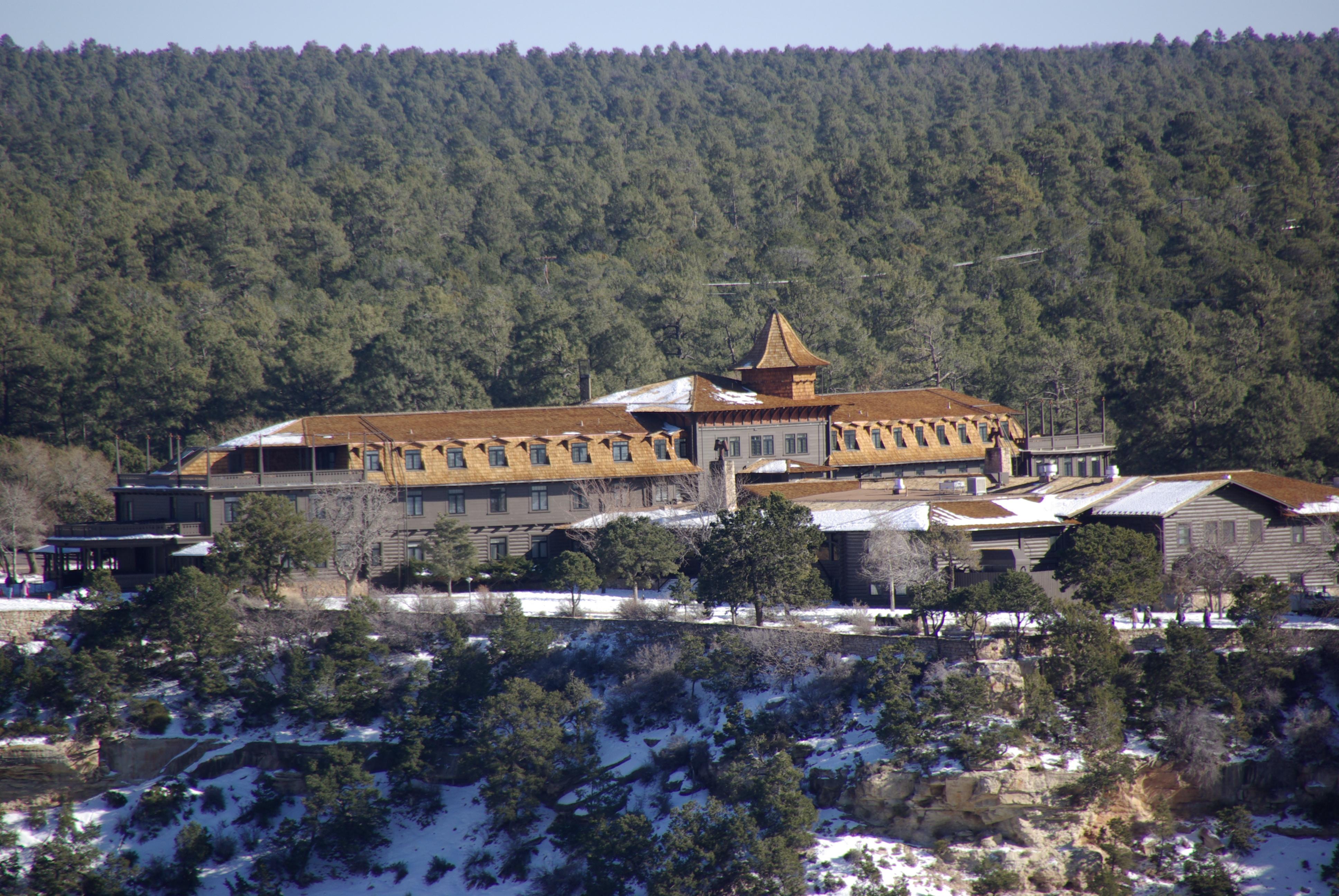 Grand canyon village el tovar hotel flickr photo for El tovar grand canyon