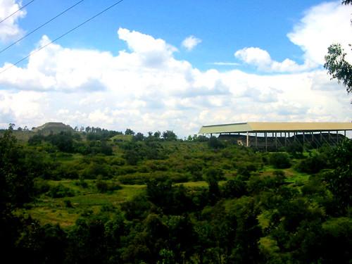 Vista del sitio