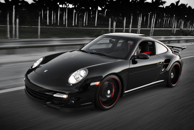 360 Forged Porsche