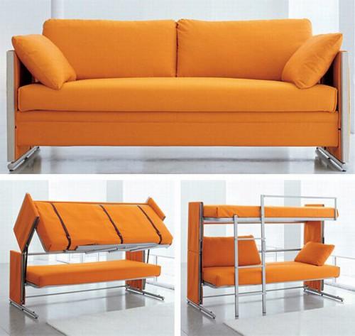 Sof litera tecnodiva - Literas con sofa ...
