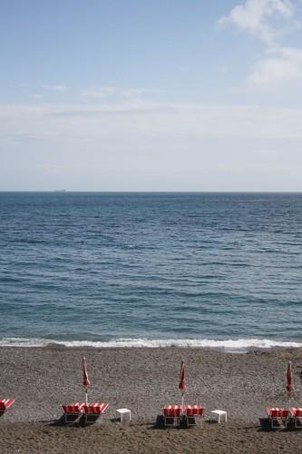 Beach at Amalfi