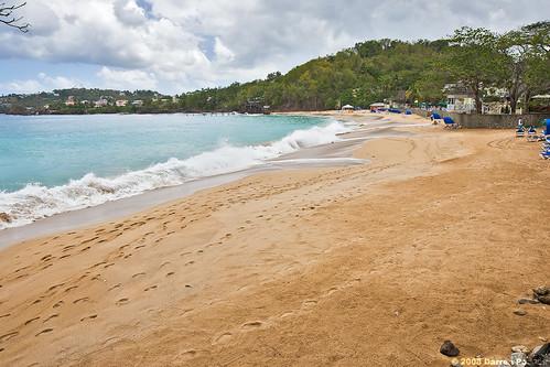 ocean vacation sky beach clouds stlucia sandalsregencystlucia