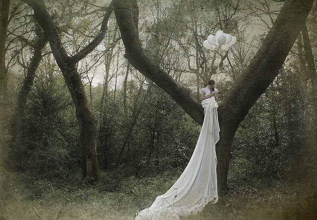 Kirsty Mitchell - Because of you.....