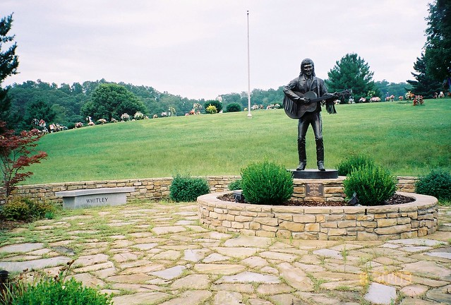 Keith Whitley Statue Sandy Hook Ky 2003 Flickr
