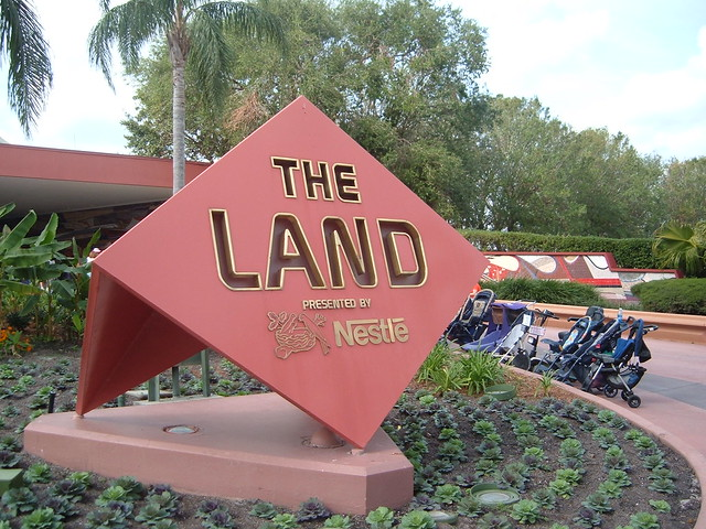 The Land Epcot