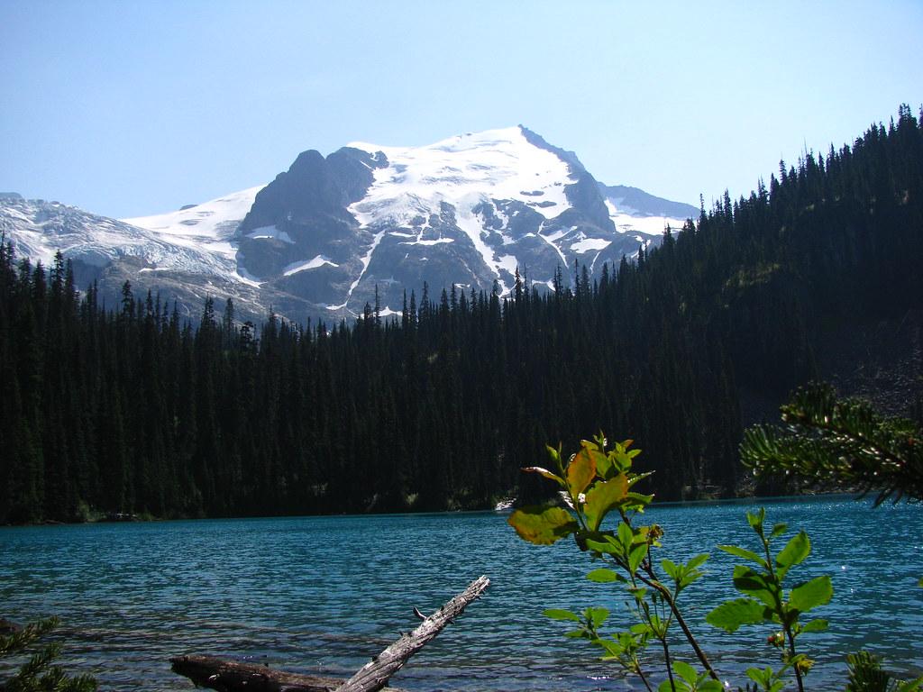 second lake Joffre Glacier Park