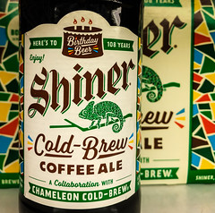 Shiner Birthday Beer - Coffee Ale - Shiner TX
