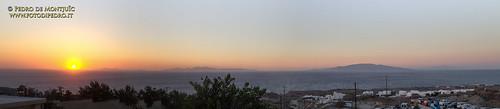 Santorini - Cycladic sunset