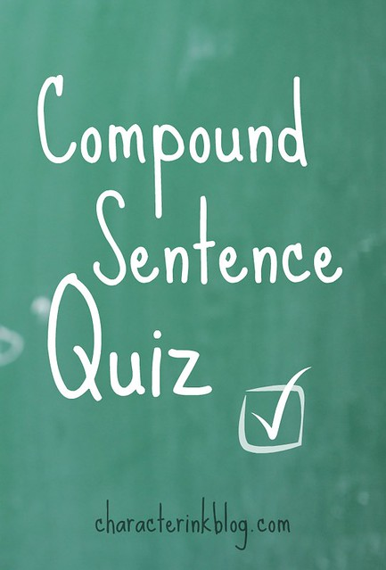 Compound Sentence Quiz