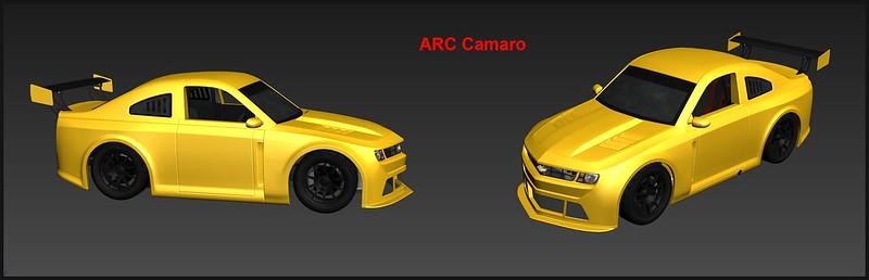 Niels Heusinkveld Talk & Drive 23 - Automobilista Aussie Racing Car Camaro