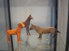 Yoshizawa exhibit, Leiden