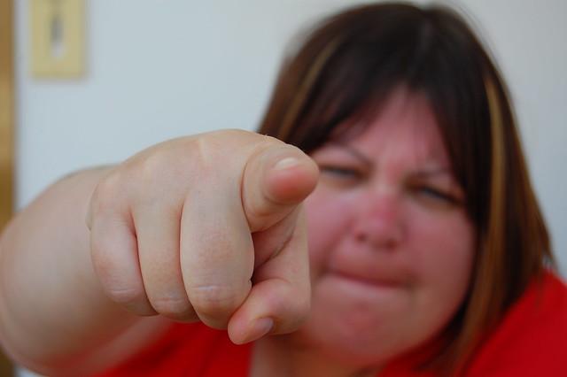 Angry Mandy!