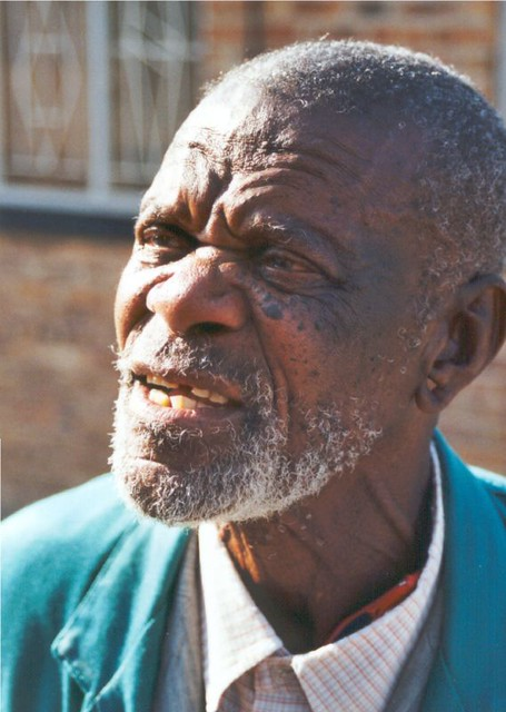 Larry african old man 2