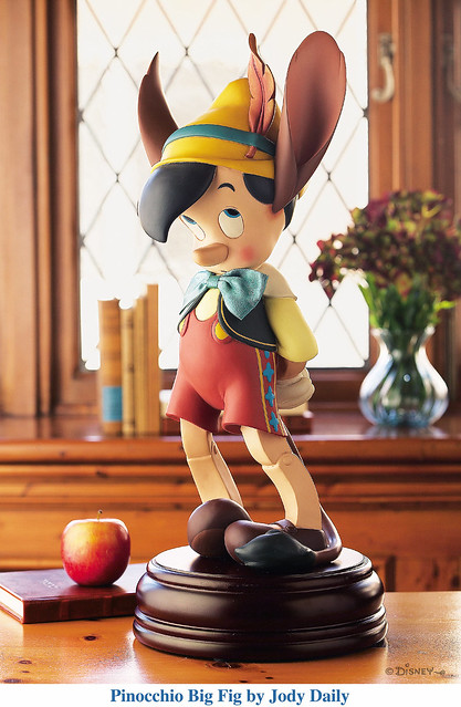 Pinocchio Big Figure
