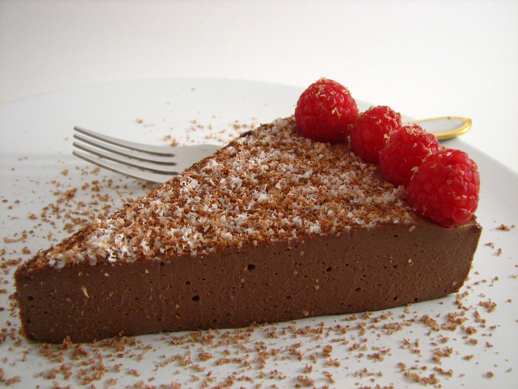 Chocolate Cheesecake Surprise