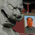 Tiananmen Square and Mao - Beijing, China