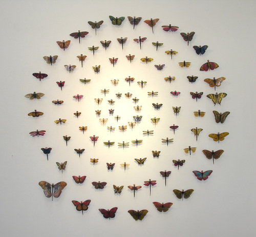 One Hundred Butterflies. 2007