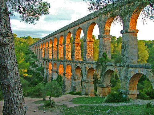 Pont de les Ferreres (Aqüeducte de Tarragona)