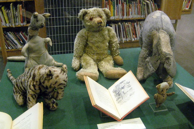 Nyc Donnell Library Center Winnie The Pooh And Friends