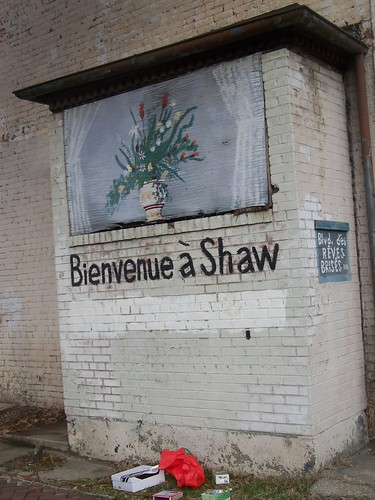 Gentrification (Bienvenue a Shaw)