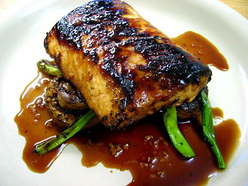 Mahi mahi maui with sauce if you want the recipe for for How to cook mahi mahi fish