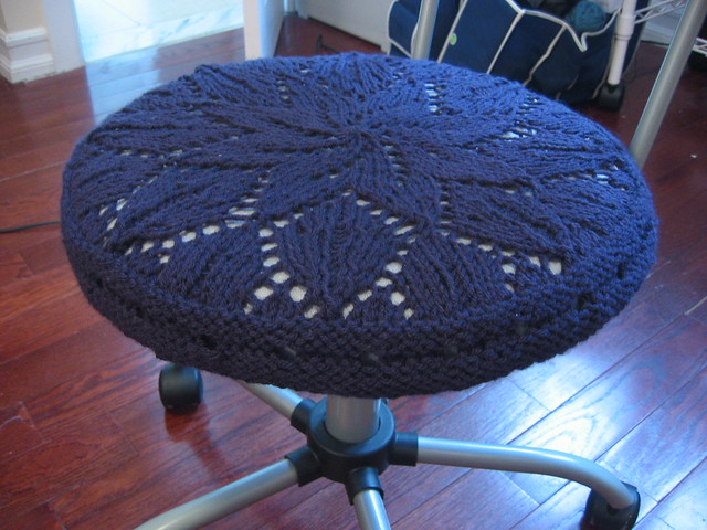 Doily -> Seat Cover