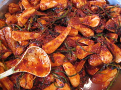 seafood boil(0.0), caridean shrimp(0.0), seafood(0.0), produce(0.0), vegetable(1.0), kung pao chicken(1.0), meat(1.0), food(1.0), dish(1.0), cuisine(1.0),