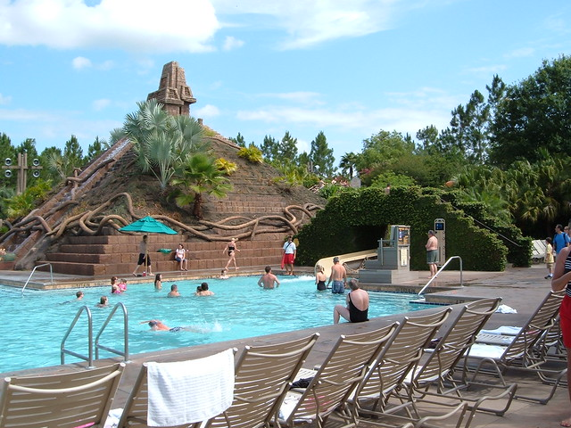 Terrific Tuesdays: Bring Your Bathing Suit to Disney World Even in the Winter