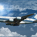 Wallpaper A380 - Air force One - USAF (CS4) © Christophe RAMOS