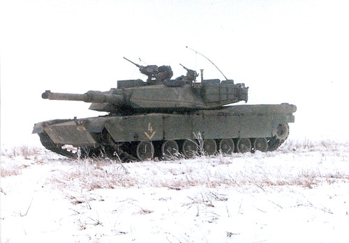 Tanks and armoured cars join group