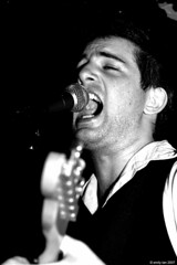 singer, musician, music, shout, monochrome photography, guitarist, entertainment, monochrome, black-and-white, singing,