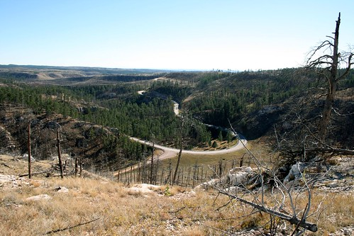 southdakota blackhills hiking hellcanyon