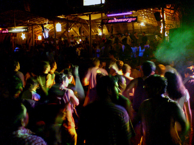 Goa Beach Party http://www.flickr.com/photos/davidyaghoobi/2201927252/