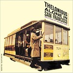 Thelonious Monk - Alone In San Francisco (1959)