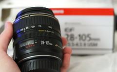 Canon EF 28-105mm f/3.5-4.5 II USM Macro