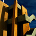 UNM Architecture by jwoodphoto