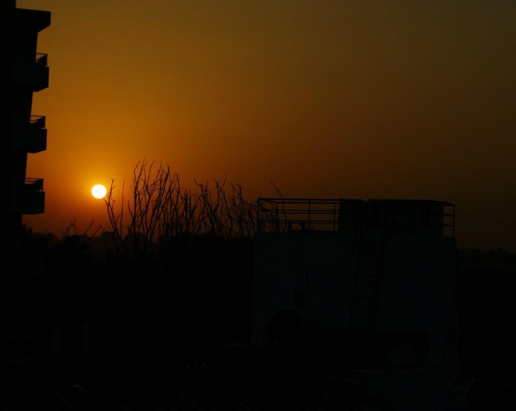 Ulsoor Sunset