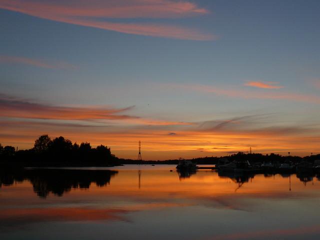 Lugares románticos de Helsinki: Hietaniemi