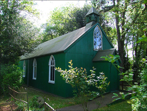 tin tabernacle