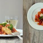 paradicsomos-édesköményes húsgombóc