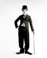 [免费图片素材] 人物, 男性, 工作・地位, 艺人, 演員, 英国人, 黑白色, 帽子, 查理·卓别林 ID:201201251800