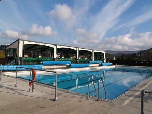 Flickriver lidos org uk 39 s photos tagged with hathersage - Hathersage open air swimming pool ...