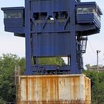 Arthur Kill Vertical Lift Railroad Bridge over Arthur Kill, New York-New Jersey